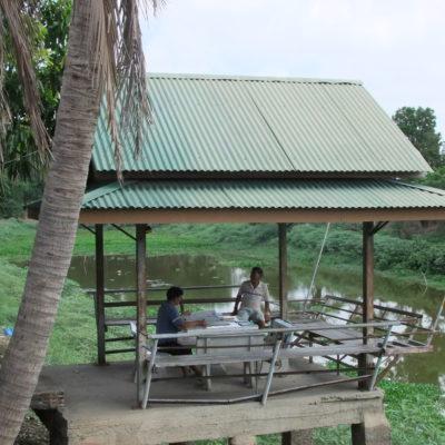 ชุมชนท่องเที่ยว OTOP นวัตวิถี บ้านจวนเก่า